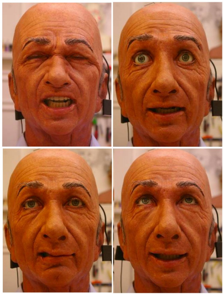 This Robot Can Read and Interpret Human Facial Expressions