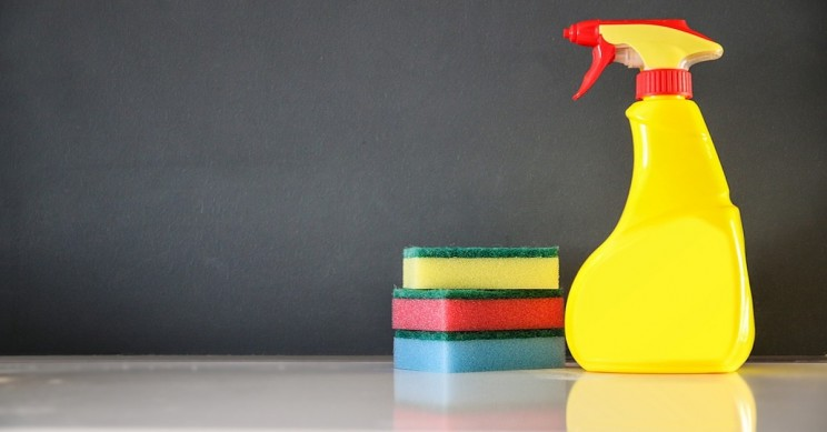 Common Household Cleaners May Be Making Kids Overweight