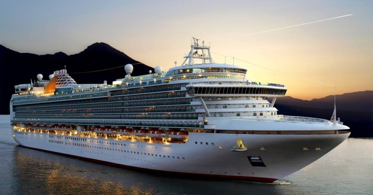 1,300 People Are Stranded off Coast of Norway After Cruise Ship's Engine Fails