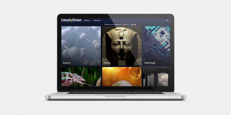 Get Unlimited Access to Over 2000 Documentaries with CuriosityStream
