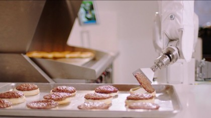 Flippy the Burger-Flipping Robot Is Now Working at a Restaurant in California