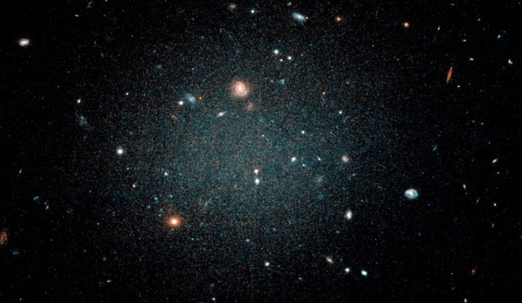 Astronomers Find a Galaxy Without Dark Matter for the First Time
