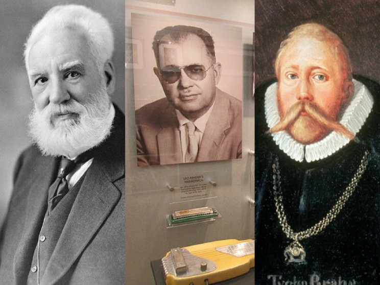 33 Interesting Facts About the Most Famous Engineers & Inventors