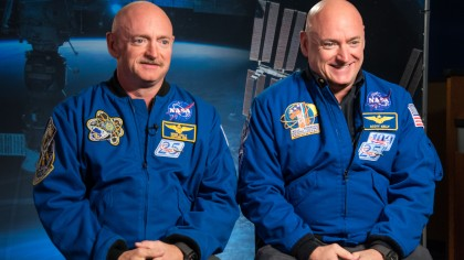 NASA's Twin Study Just Proved Space Has Deeper Effects on DNA Than Thought