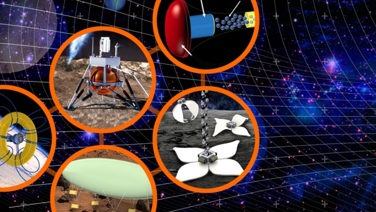 NASA Will Invest in Biobots, Shapeshifters, and Other New Space Tech
