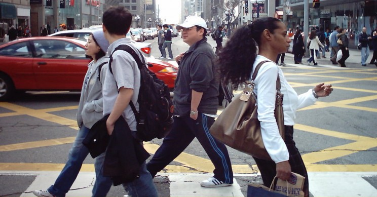 Autonomous Cars Can't Recognise Pedestrians with Darker Skin Tones