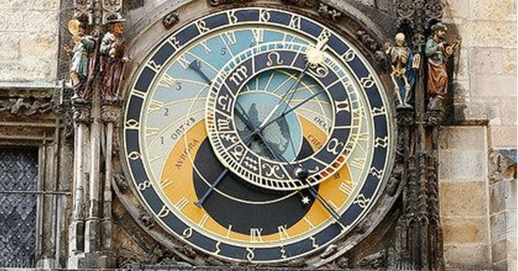 The Secrets of the Prague Astronomical Clock