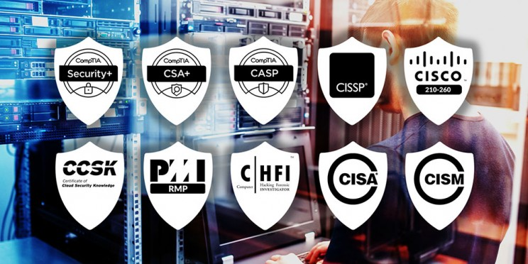 This 100+ Hour Training Bundle Preps You For IT's Most Essential Security Certifications