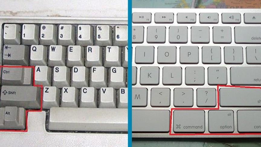 Windows Keyboard Shortcuts For Mac