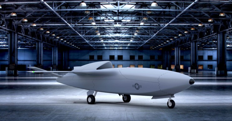 U.S Airforce Asks for Industry Advice on Development of Autonomous AI Drones