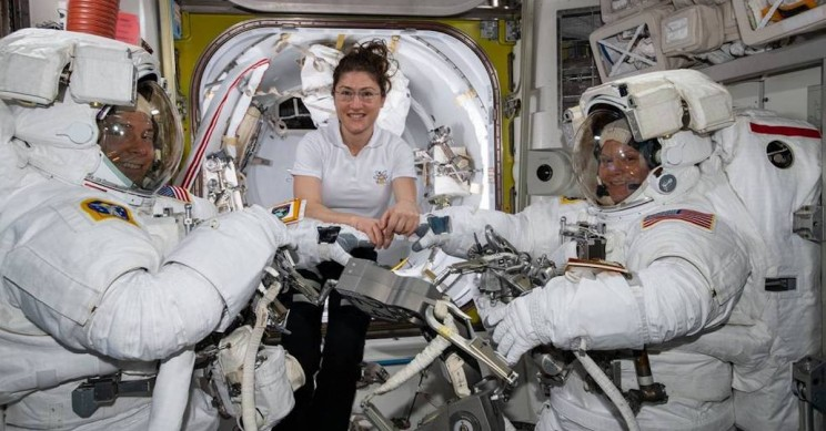 Assignment shuffle precludes all-female spacewalk