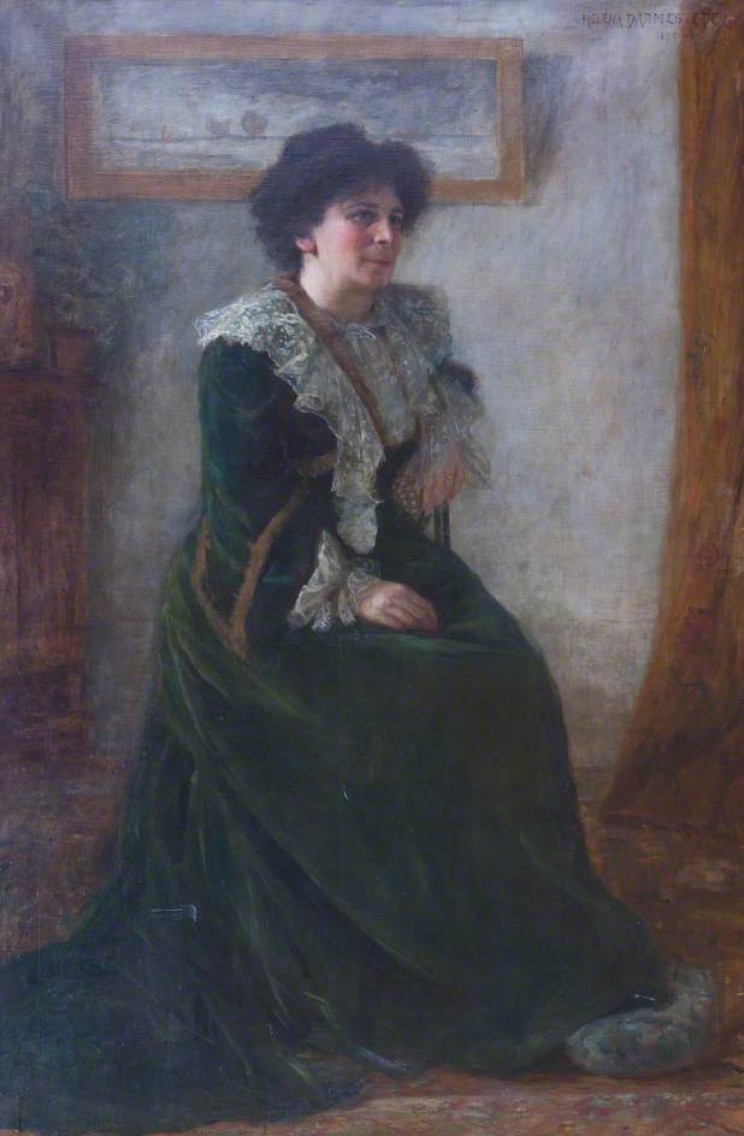 stem women Hertha Ayrton