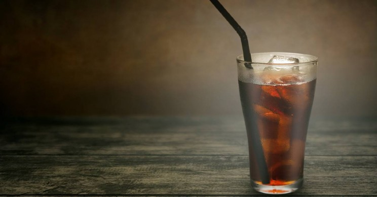 Correlation Found Between Sugary Drinks and Tumor Growth