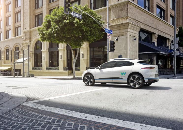 Waymo Partners with Jaguar for Autonomous Fleet with 20,000 All-Electric SUVs