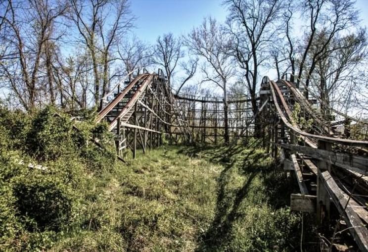 7 Abandoned US Amusement Parks