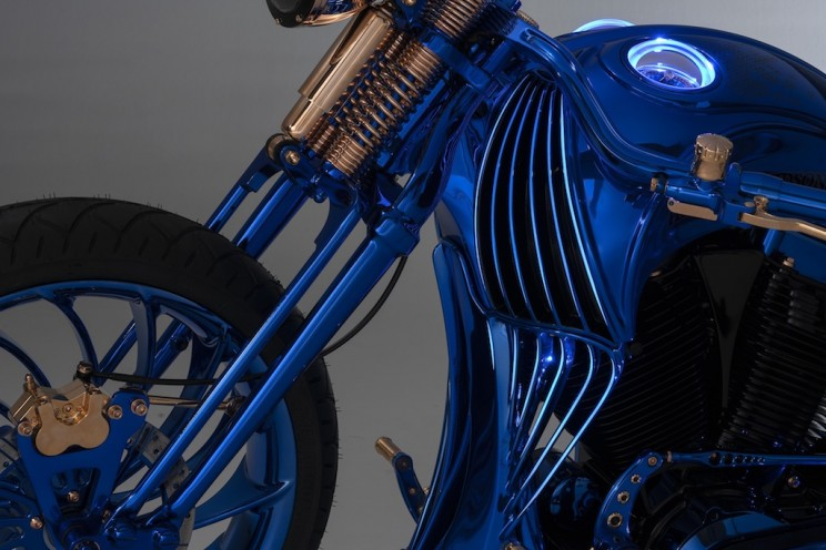 Bucherer and Harley Davidson Reveal World's Most Expensive Motorbike at $1.9 Million