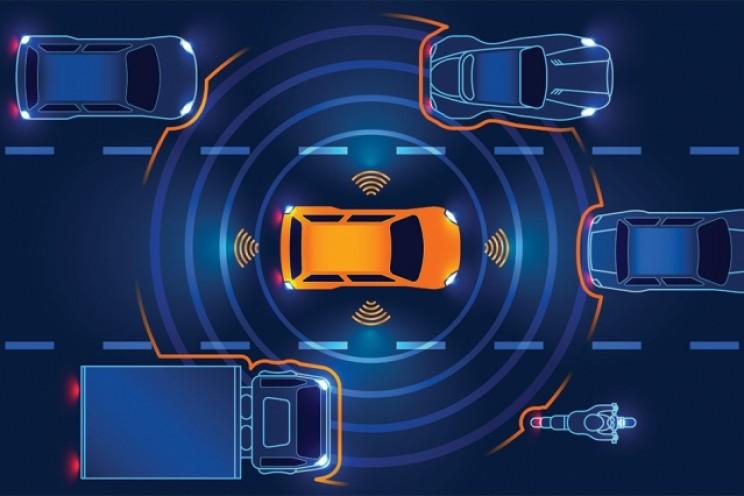New Algorithm Allows Autonomous Cars to Change Lanes More Like Humans