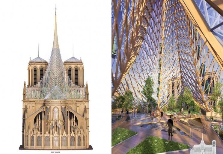 Notre Dame Palingenesis
