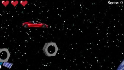 Elon Musk's Orbiting Tesla Roadster Is Now An Online Game Star