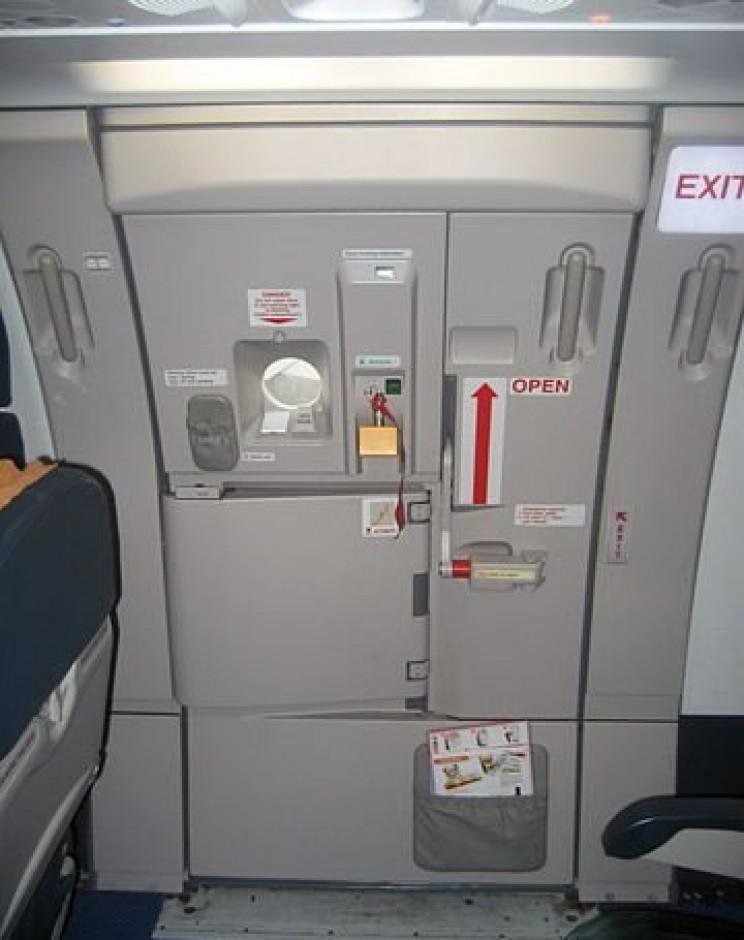 A321 door