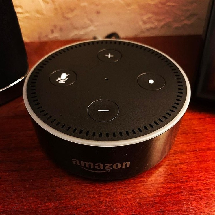 Woman Claims Alexa Recorded Private Conversation and Sent it to People
