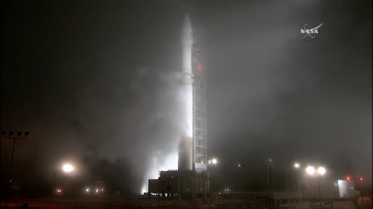 NASA Launches its Newest Probe to Mars