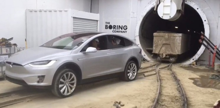 Elon Musk Still Committed to Using Dirt from Boring Co. to Make Bricks