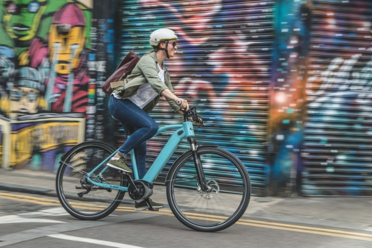 German Company Bosch Ask Its Workers to Use E-Bikes