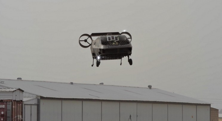 Israeli Autonomous Drone Gets Wounded Soldiers Out of Danger
