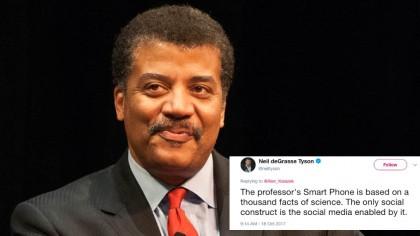 11 Times Neil deGrasse Tyson Shut Down Science Skeptics on Twitter in the Best Way