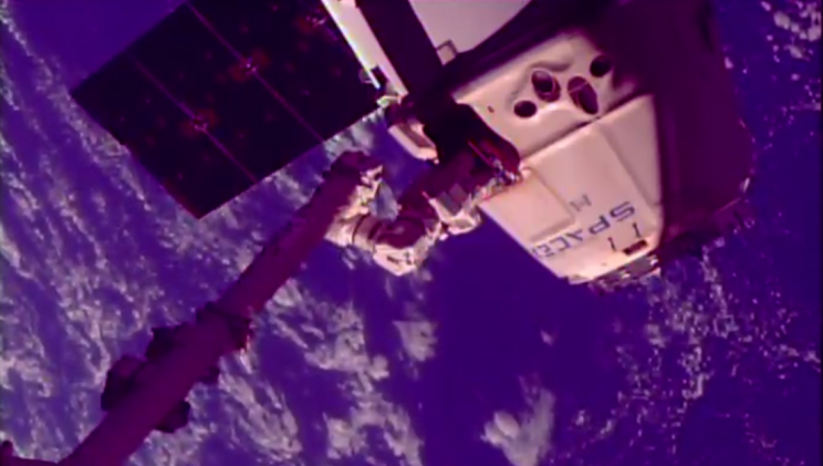 Dragon Space Craft Makes its Return to Earth From ISS