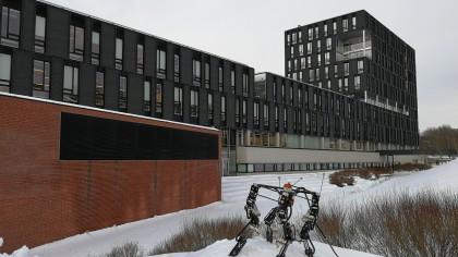 New Evolving Robot Teaches Itself to Walk Through Trial and Error