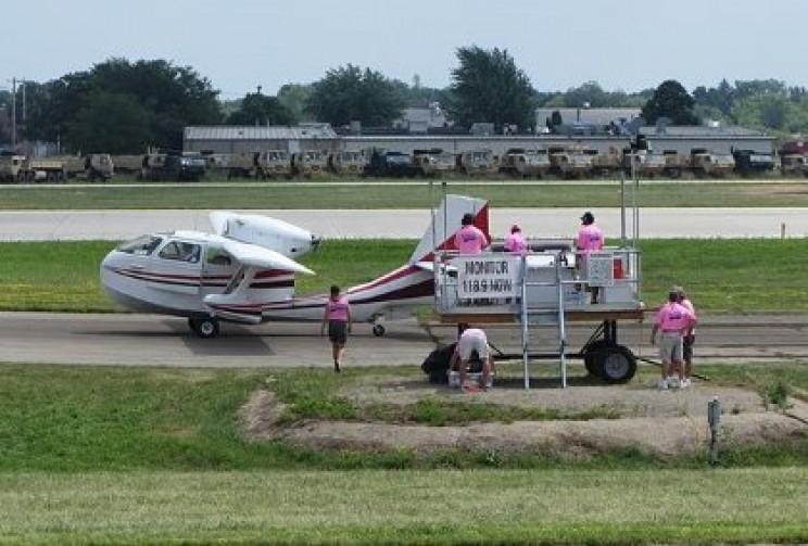 FAA staff at Oshkosh