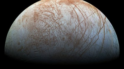 Signs of Water Plumes on Jupiter's Moon Europa Found by Old NASA Spacecraft