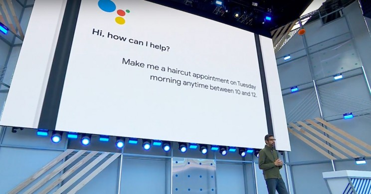 Google's AI Assistant Can Now Make Extremely Realistic Phone Calls to Book Appointments