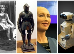 The History of Robots: From the 400 BC Archytas to the Boston Dynamics' Robot Dog