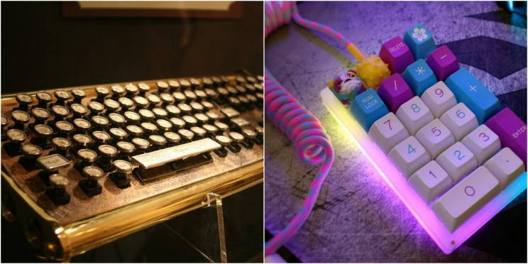 The 29 Coolest Keyboard Designs Around the World