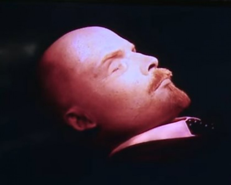 Lenin's mummy