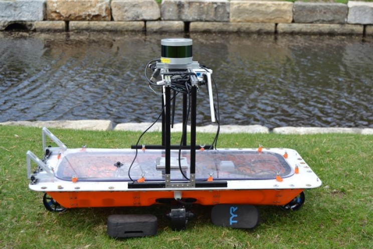 MIT Develops Autonomous 3D-printed Boats to Reduce Traffic in Water-way Rich Cities