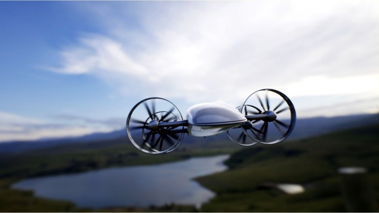 The 13 Engineers Leading the Way to the Flying Car