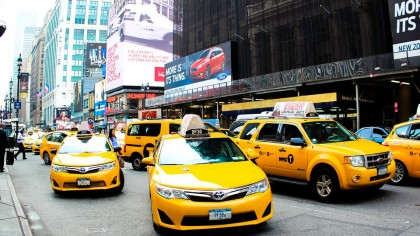 New Algorithm Could Save Cities from Too Many Taxis