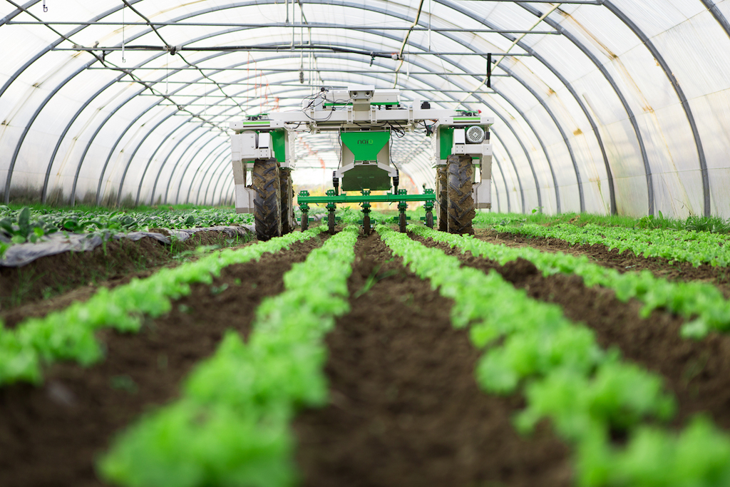 Smart Robotics for Agriculture