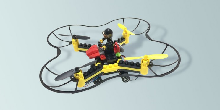 Build Your Own Drone or RC Car with This 2-In-1 Kit