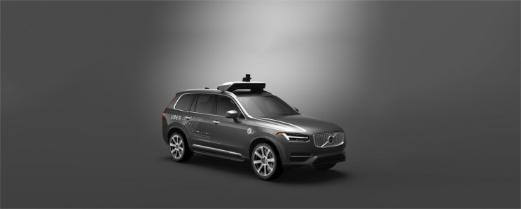 Volvo Is Set to Supply 24,000 Self-Driving Cars to Uber