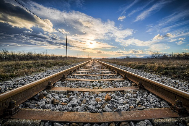 Why Are the Sides of Railroad Tracks Always Littered with Crushed Stones?