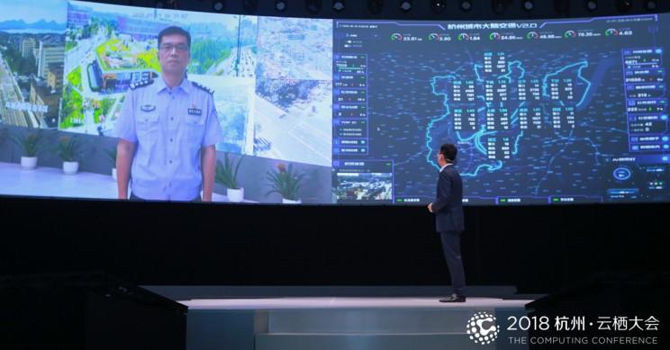 Alibaba City Brain