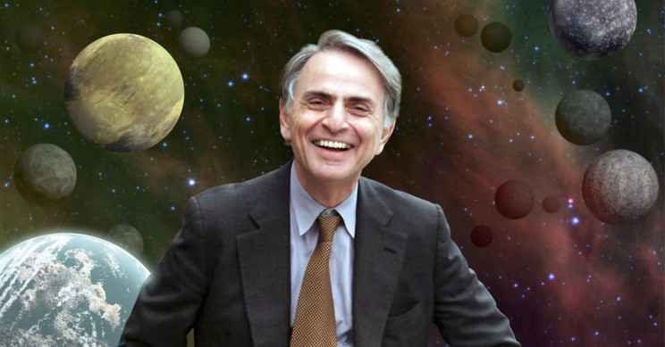 The Drake Equation and Carl Sagan's Unshakable Optimism