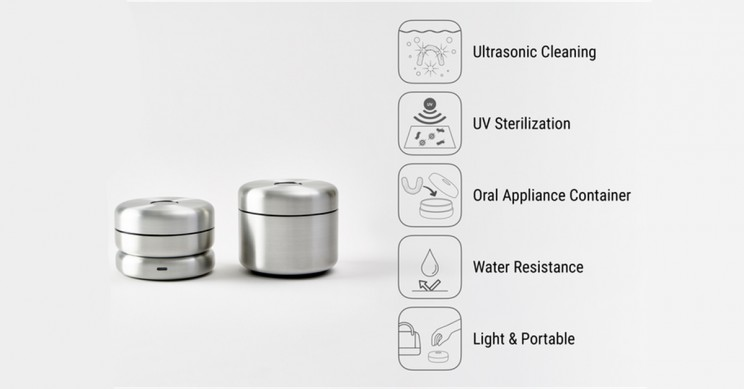 Clium Oral Appliance Cleaning