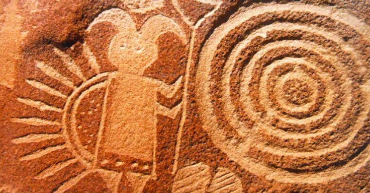 Circle in Neolithic Art