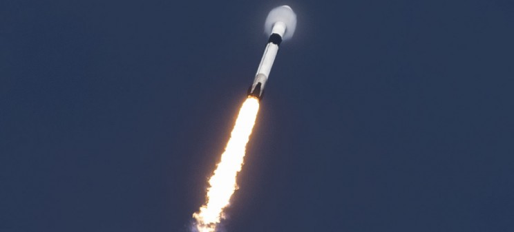 SpaceX Successfully Launches Qatar's Es'hail 2 Communication Satellite